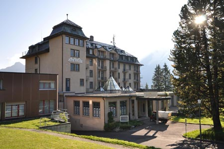 Pop-up Lodge